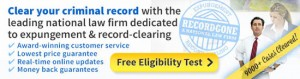 clear your criminal record